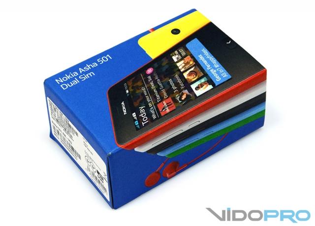 Nokia Asha 501 Dual SIM: звезды с неба хватает!