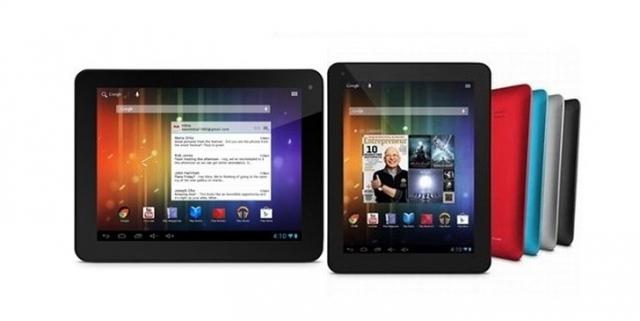 """Ematic представила EGO008 HD Pro - 8"""" Android-планшет"""