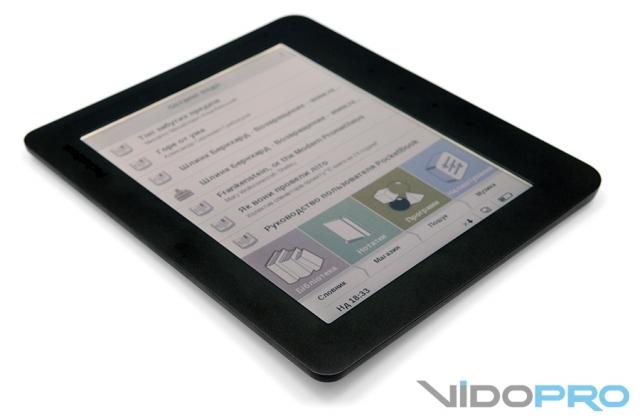 PocketBook Color Lux: первый удачный ридер с цветным дисплеем E Ink