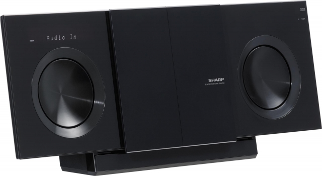 Новая Hi-Fi акустика Sharp KP85PH