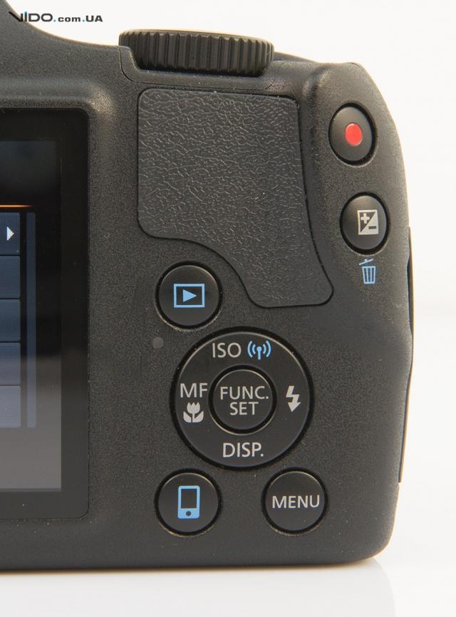 Обзор ультразума Canon PowerShot SX530 HS: приближай больше, делись быстрее!