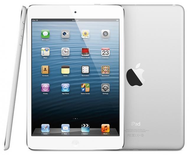 Задержки с iPad mini Retina - новая информация, подтверждающая запуск в 2014 году