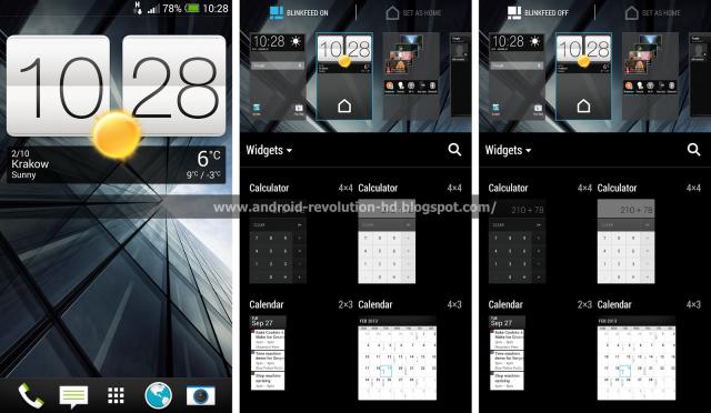 Скриншоты HTC Sense 5.5 попали в сеть