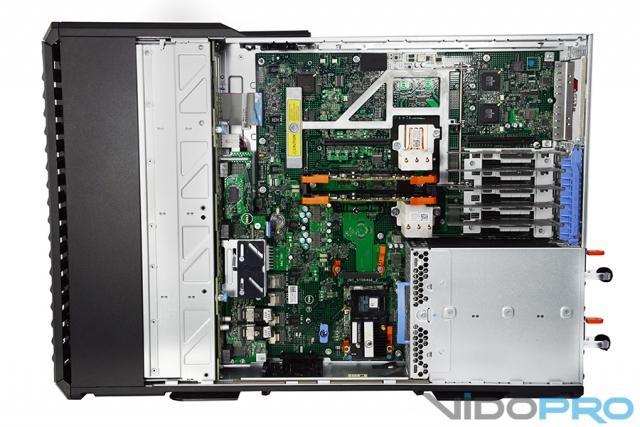 Обзор сервера Dell PowerEdge VRTX: все включено