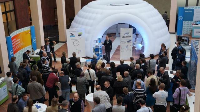 Форум Dell Solutions Tour 2013 в Киеве собрал более 230 участников со всей Украины
