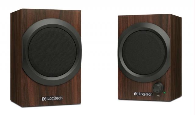Классические колонки Logitech Multimedia Speaker System Z443 и Z240