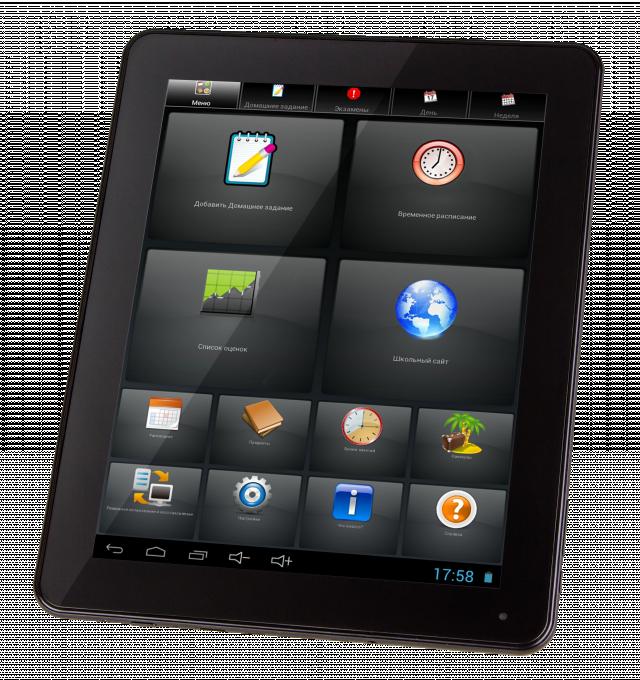 На рынок Украины выходит первый украинский школьный планшет Senkatel ZnayPad