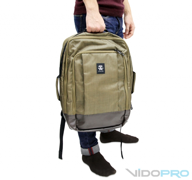 Crumpler Private Surprise Backpack XL: рюкзак с сюрпризом!