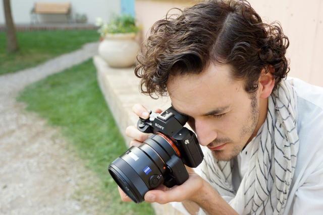 Беззеркальные камеры Sony α7 с полнокадровой матрицей 35 мм