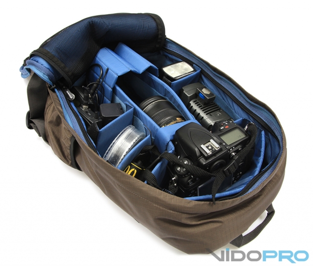 Crumpler Light Delight Full Photo Backpack: с серьезными намерениями