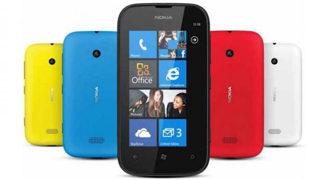 Nokia продала 8 млн смартфонов Lumia в 3 квартале 2013 года