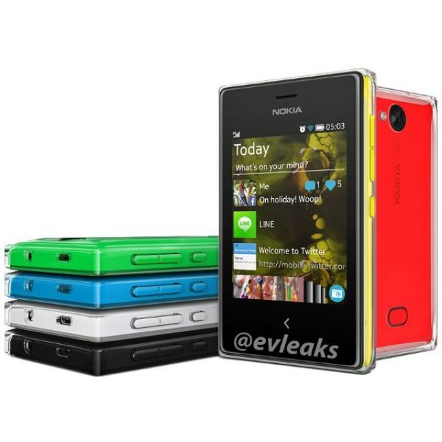 Характеристики Nokia Asha 502 и 503 за день до презентации