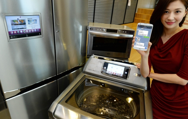Новые smart-устройства поддерживают сервис обмена сообщениями HomeChat