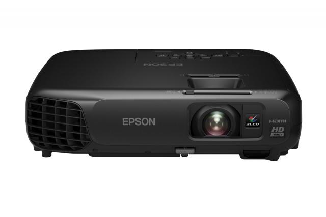 Новый мобильный HD-Ready проектор Epson EH-TW490