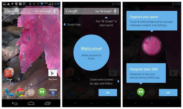 Новый Google Experience Launcher и Google Apps доступны для загрузки