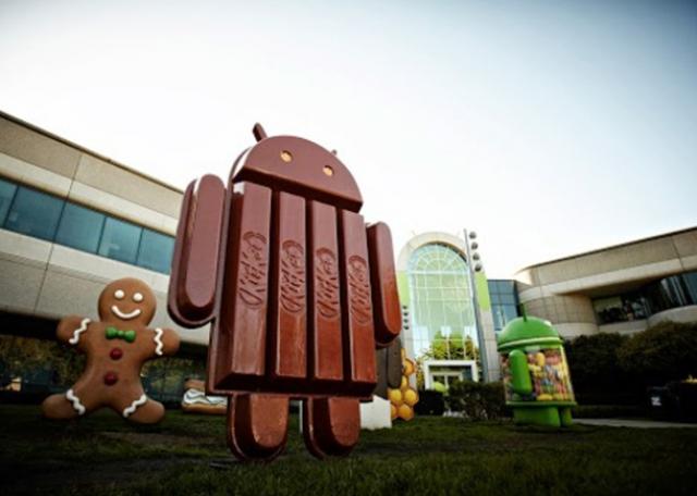 Когда мой Android-смартфон получит KitKat?