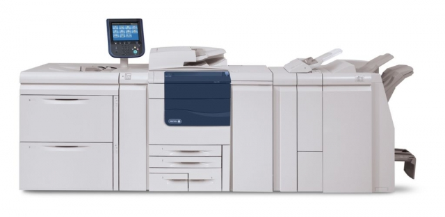Новое МФУ Xerox Color 570