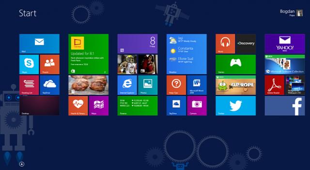 Windows 8.1 получит три важных обновления по безопасности на следующей неделе