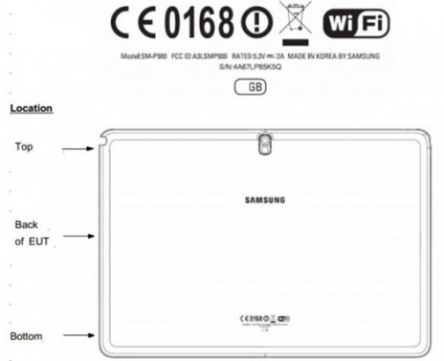 Galaxy Note 12.2: не слишком ли большой?