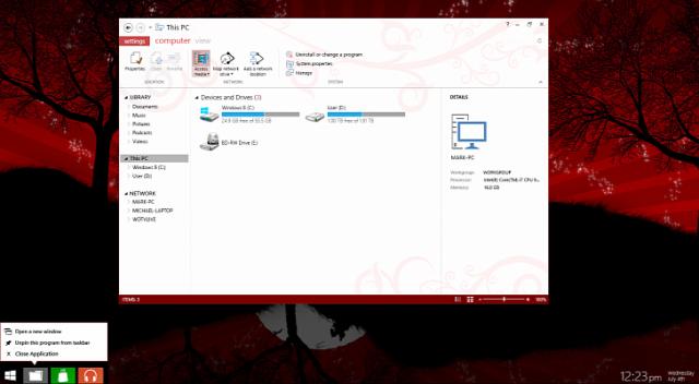 Концепция Windows 8, которая выглядит лучше настоящей