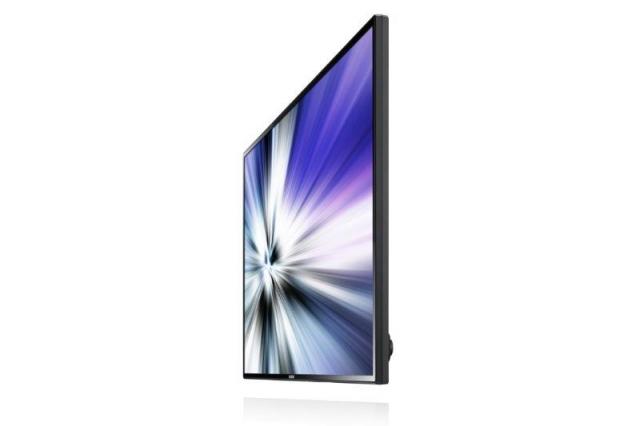 Samsung продемонстрировал профессиональный LFD-дисплей
