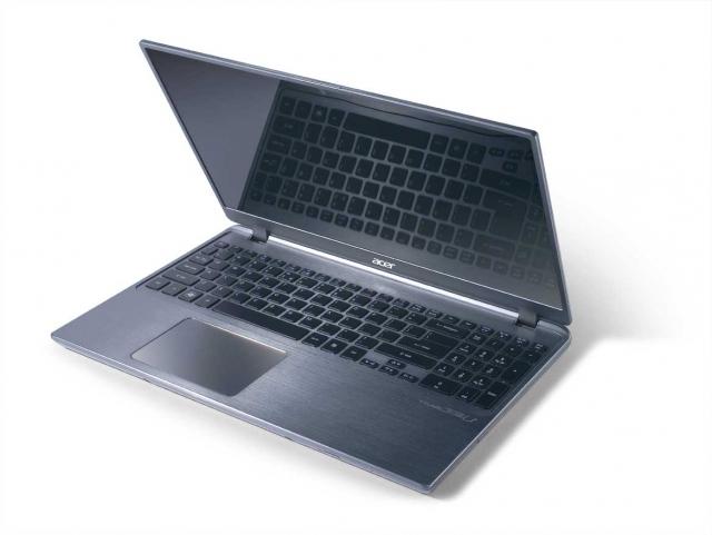 Acer представляет ноутбуки Aspire M5 — легкие, мощные, стильные