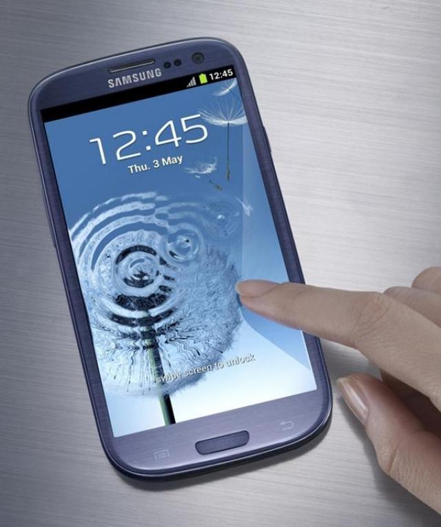 Состоялся запуск смартфона Samsung Galaxy SIII