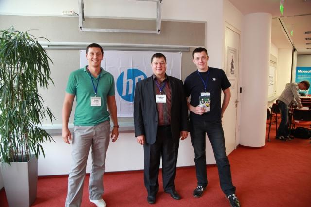 Решения Hewlett Packard для объединенных коммуникаций на платформе Microsoft