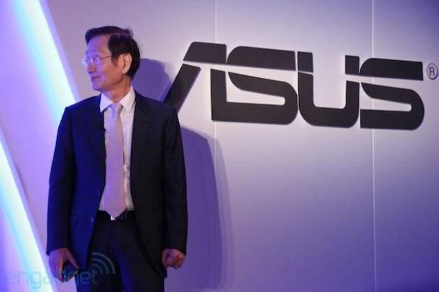 Asus: новый смартфон и Chromebook выйдут в начале 2014 года