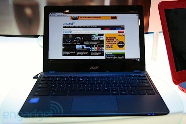 Экономим: Chromebook на Haswell от Acer за 0