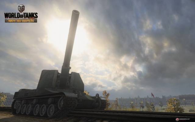 World of Tanks: Xbox 360 Edition встречает французскую артиллерию