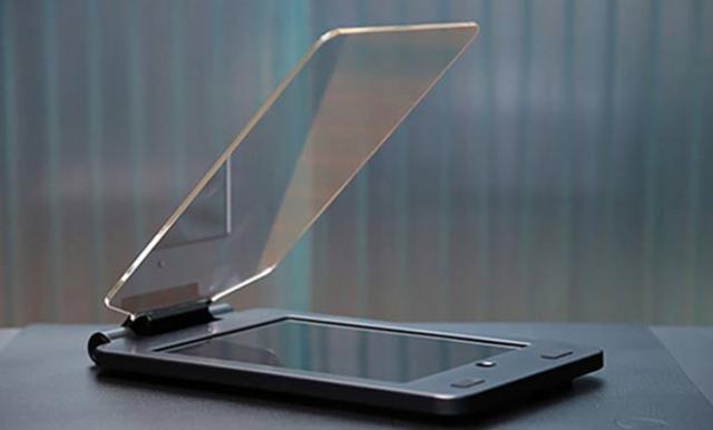 Превратите свой iPad в R2-D2 с помощью голографического проектора HC Tablet