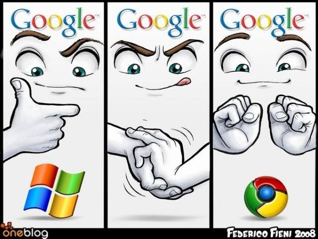 Сможет ли Chrome OS вытеснить Windows?