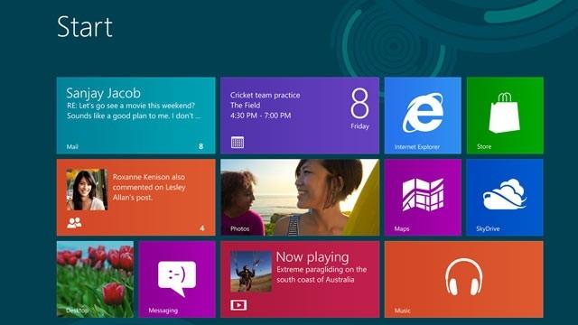 Загружаем Windows 8!