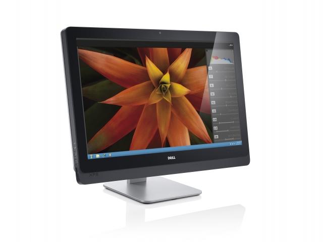 Новые моноблоки Dell