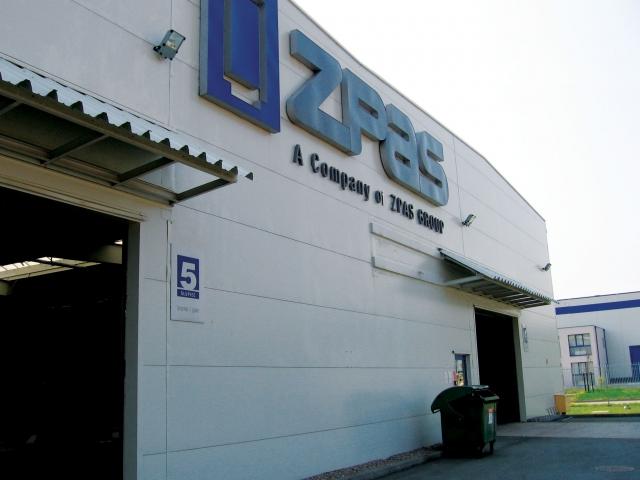 Представление компании Zpas