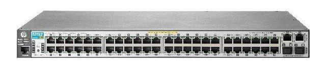 Замена популярных коммутаторов начального третьего уровня Hewlett Packard серии 2610 на 2620
