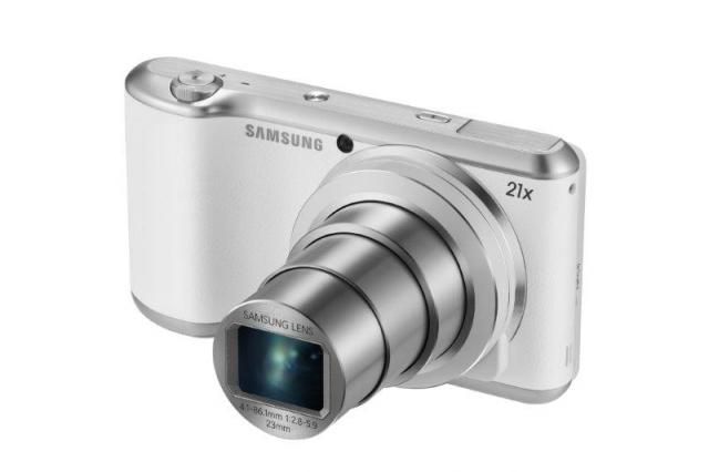 Второе поколение Samsung Galaxy Camera 2