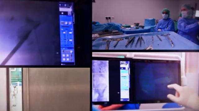 Немецкие врачи создают умные операционные с помощью технологий Microsoft