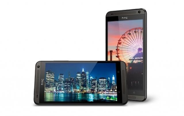 HTC презентовала Desire 700 и Desire 501