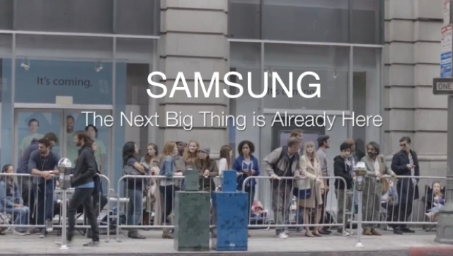 Стоимость затрат на маркетинг у Samsung больше, чем ВВП небольшой страны