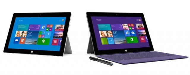 Планшеты Microsoft Surface 2 и Surface Pro 2 столкнулись с серьезной проблемой перегрева