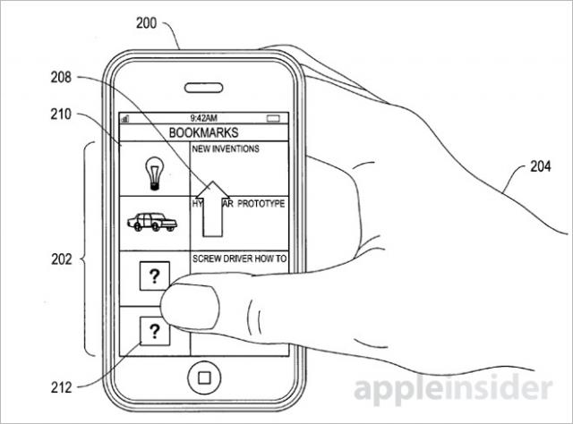 Новый патент Apple даст возможность устройствам распознавать лица, прятать звонки и сообщения от неавторизированного пользователя и многое другое