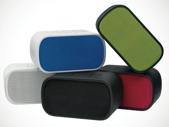 Акустика Logitech UE Mobile Boombox: яркий дизайн, мощный звук