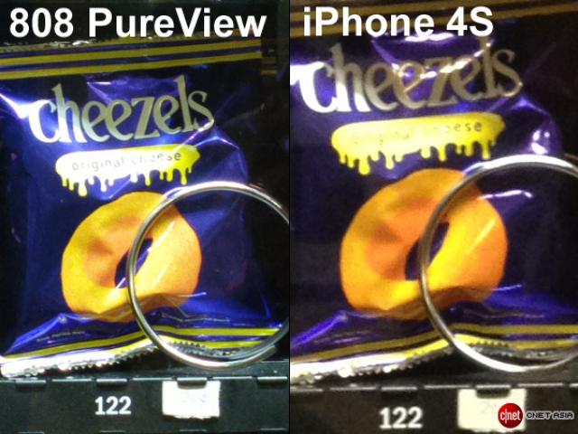 Серия пенальти: Nokia 808 PureView против Apple iPhone 4S (фотографируем)