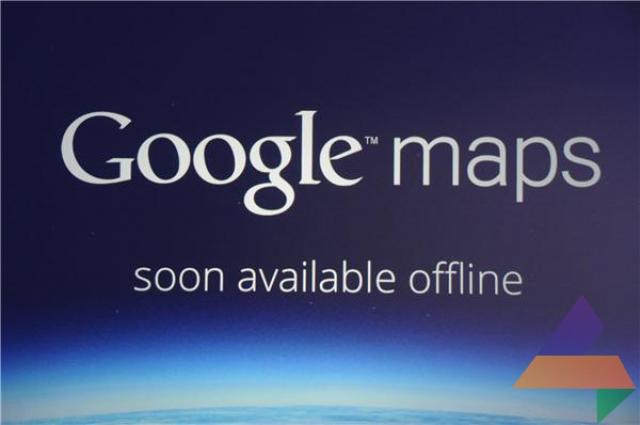 Карты Google в оффлайн режиме
