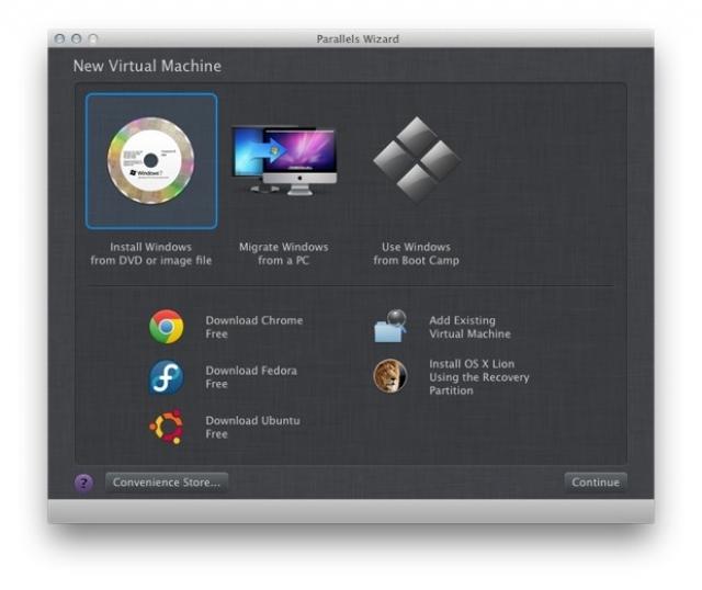 Загружаем Windows 8 на Mac!