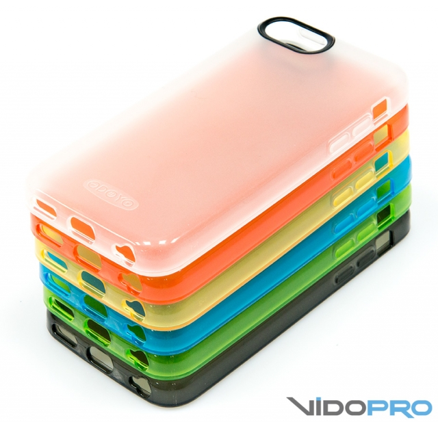 Чехлы ODOYO SOFT EDGE для iPhone 5с: гибкая защита