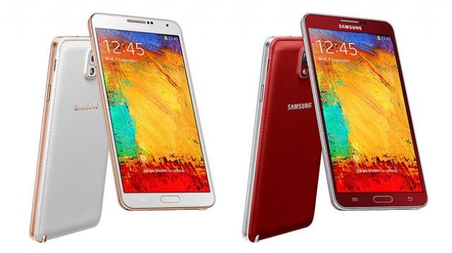 За два месяца продано рекордное количество Samsung Galaxy Note 3