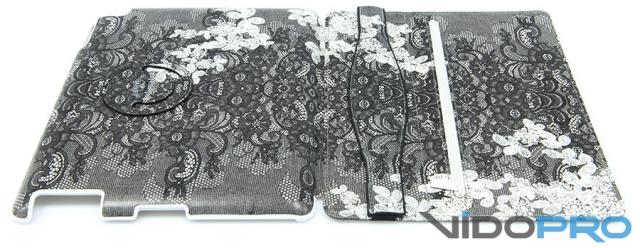Чехлы ODOYO X JOHANNA HO COLLECTION для iPad 2,3,4 поколений: мысли модельера